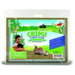 Cat's Best Chipsi Climate Podłoże Mata z konopii rozmiar L