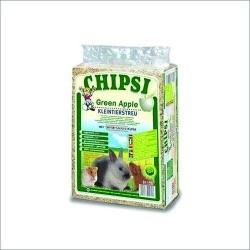 Cats Best CHIPSI Apple Trociny dla gryzoni i królików 60 L zapach jabłek