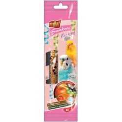 Vitapol Smakers- Kolba dla Papużki falistej Owocowa