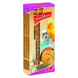 Vitapol Smakers- Kolba miodowa dla Papużki falistej 2szt.