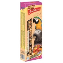 Vitapol Smakers Owocowo orzechowy- Kolba dla dużych papug 2 szt
