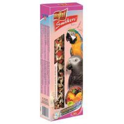 Vitapol Smakers Owocowy- Kolba dla dużych papug 2 szt