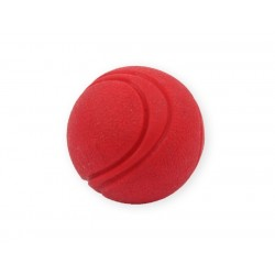 PET NOVA TPR Piłka tenisowa gumowa 5cm Czerwona