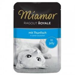 Miamor Ragout Royale 100g z tuńczykiem w galarecie