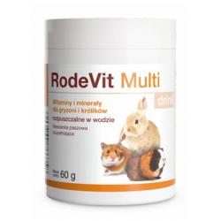 Dolfos RodeVit Multi Drink 60g- Witaminy i minerały dla gryzoni i królików