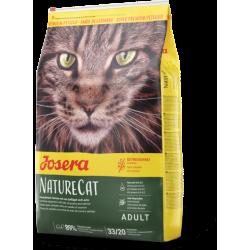 JOSERA NatureCat 10 kg- Bezzbożowa