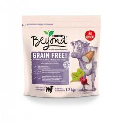 PURINA Beyond GrainFree- Karma bezzbożowa 1,2 kg- Wołowina