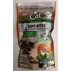 Cat Naturlich przysmak dla Kota 40g- Ser z żurawiną
