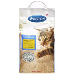 Winston żwirek bentonitowy zbrylający 6L dla kota