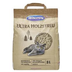 Winston Ekologiczny żwirek drewniany dla kota 8L