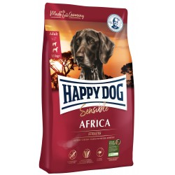 Happy Dog Supreme Africa z mięsem strusia 1kg