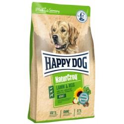 Happy Dog Natur-Croq Jagnięcina i ryż 15kg