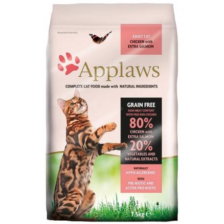 Applaws 7,5kg Adult z kurczakiem i łososiem