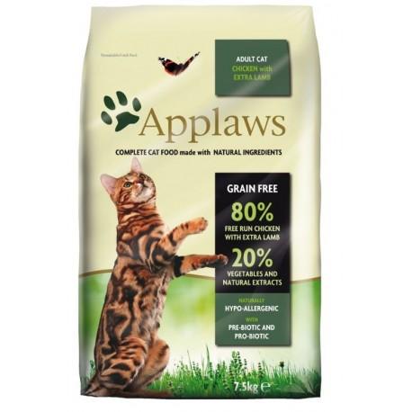 Applaws 7,5kg Adult z kurczakiem i jagnięciną