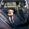 Pokrowiec na siedzenie samochodowe 145 x 160 cm Czarny