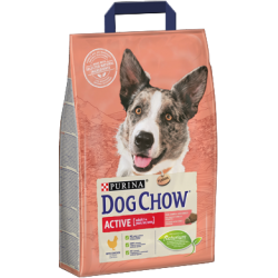PURINA DOG CHOW - Active 3kg