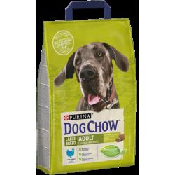 PURINA DOG CHOW - Duże rasy 2,5kg