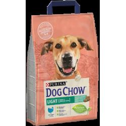 PURINA DOG CHOW - Light 2,5kg
