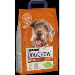 PURINA DOG CHOW - z kurczakiem 14kg