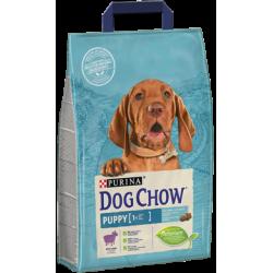 PURINA DOG CHOW - Puppy z jagnięciną 2,5kg
