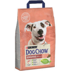 PURINA DOG CHOW - Sensitive 2,5kg