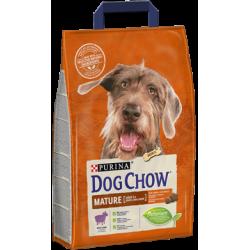 PURINA DOG CHOW - Mature z jagnięciną 2,5kg