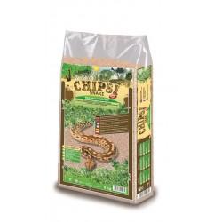 Cats Best CHIPSI Snake 5 kg Ściółka dla węża