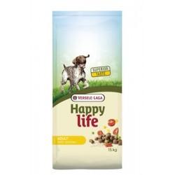 Versele laga Happy Life 15kg Karma sucha z kurczakiem
