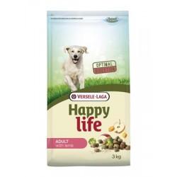 Versele laga Happy Life 15kg Karma sucha z jagnięciną