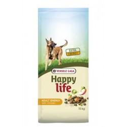 Versele laga Happy Life Energy 15kg Karma sucha z kurczakiem