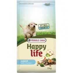 Versele laga Happy Life Junior 10kg z drobiem