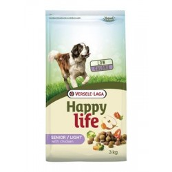 Versele laga Happy Life Senior 15kg z drobiem