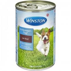 Winston 400g z wołowiną dla psa