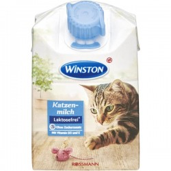 Winston mleko dla kota 200ml