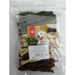 Maced Dental Stick Mix 500g Naturalny Przysmak Dentystyczny