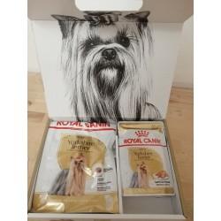 Royal Canin Adult Yorkshire Terrier sucha 500g + 3 saszetki 85g