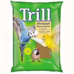 Trill Vivosan 2,5 kg piasek mineralny dla ptaków