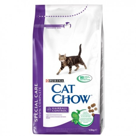 Purina Cat Chow Hairball Control 1,5kg