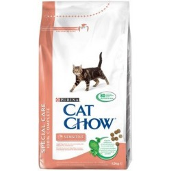 Purina Cat Chow Sensitive 1,5kg