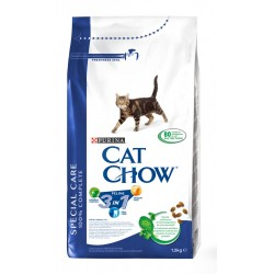 "Purina Cat Chow ""3in1"" Feline 1,5kg"
