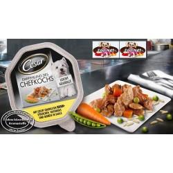CESAR Grill 150g - Kura z ryżem i warzywami