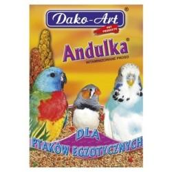 DAKO-ART ANDULKA 500g proso witaminizowane dla ptaków