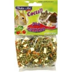 DAKO-ART Coctail warzywny 75g dla gryzoni
