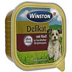 Winston Delikat 300g -wołowina w sosie własnym