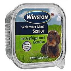 Winston szalka 150g - Senior z drobiem i warzywami