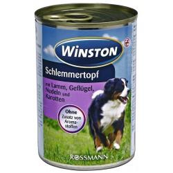 Winston 400g - Jagnięcina, drób, makaron i marchewka