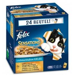 Felix 24x100g So gut smaczne ryby w galarecie