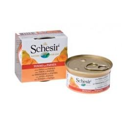 Schesir Fruit 75g - Tuńczyk z papają