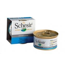 Schesir Natural 85g -  tuńczyk z ryżem