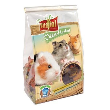 VITAPOL Warzywna grządka dla gryzoni i królików 100g